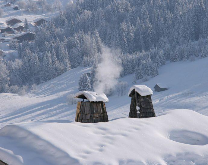 Jakość powietrza a komin