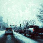 Hamowanie w zimie