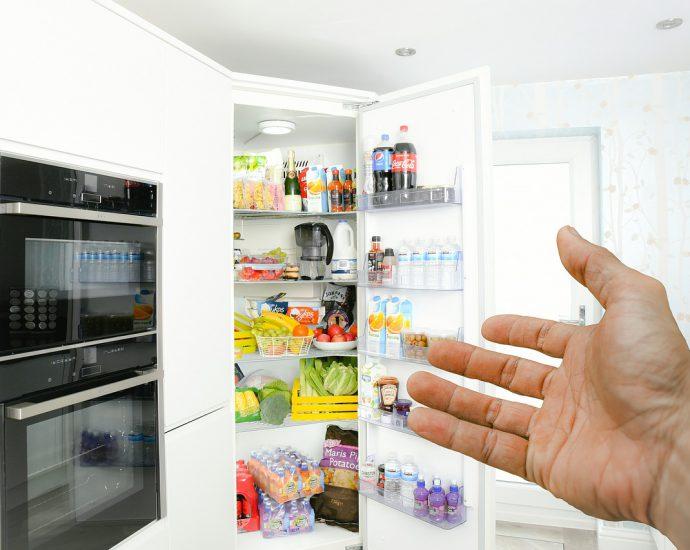 Utrzymanie porządku w kuchni