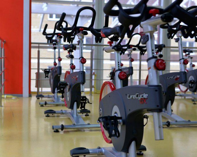 Siłownia zasilana energią z treningu
