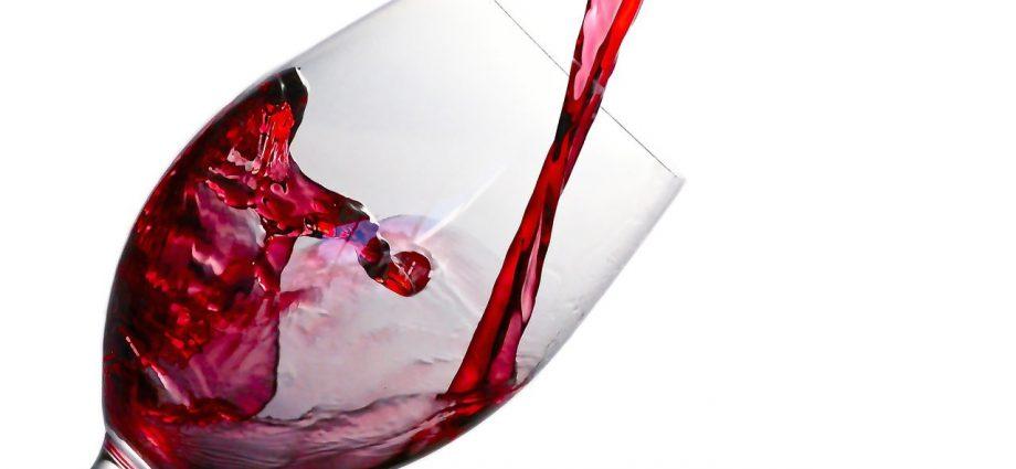 Picie wina