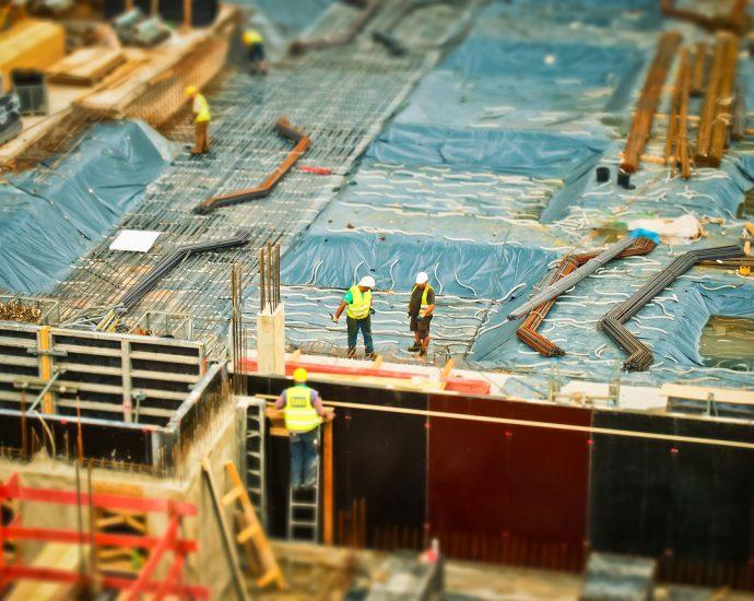 Kontener budowlany